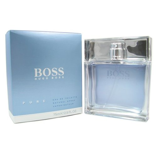 Hugo Boss Pure EDT 50ml Testeris  16.54