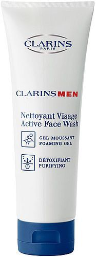 Clarins Men Active Face Wash Cosmetic 125ml
