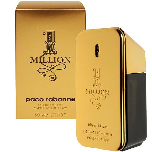 Paco Rabanne 1 Million 100ml Cena Paco Rabanne 1 Million Edt