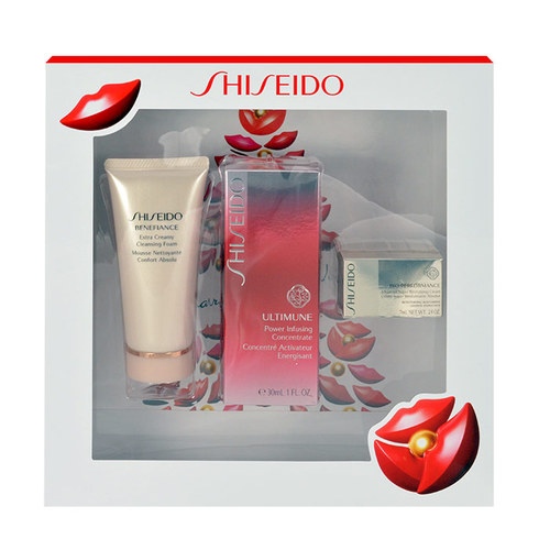 Shiseido Ultimune Power Infusing Concentrate Kit 87ml  57001
